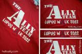 Team Ally – Lupus Walk 2012